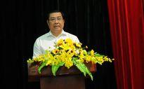 Chủ tịch TP Đà Nẵng Huỳnh Đức Thơ: 'Đừng lo chuyện ông mô đi, ông mô ở'