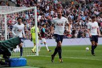 Tottenham thắng hú vía West Ham ở trận derby London
