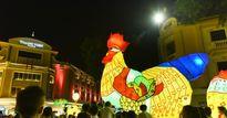 Lễ hội Trung thu phố cổ Hà Nội 2017 chính thức khai mạc
