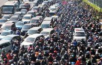 Giải pháp khắc phục tắc nghẽn giao thông ở đô thị