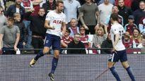 H. Kane lập cú đúp, Tottenham thắng nghẹt thở West Ham 3-2
