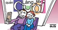 Hội quán Làng Cười thi kể chuyện cười (55)