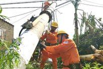 Hà Tĩnh: Khôi phục lưới điện sau 10 ngày bão đổ bộ