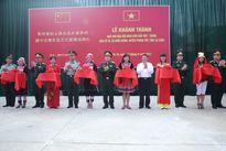 Lễ khánh thành Nhà văn hóa hữu nghị biên giới Việt - Trung