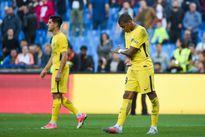 Vòng 7 Ligue 1: PSG 'tịt ngòi' ở Montpellier