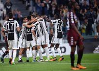 Dybala giúp Juventus đè bẹp Torino trong trận derby thành Turin