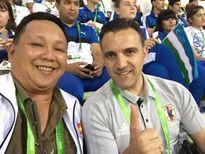 HLV Bruno Formoso Garcia: 'Futsal Việt Nam rất nhiều tiềm năng và đang tiến bộ'