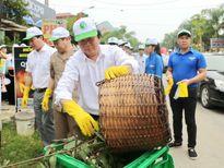 Cùng chung tay bảo vệ môi trường và phát triển bền vững khu vực nông thôn