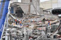 Mexico: Thêm hai trận động đất mới gây thương vong
