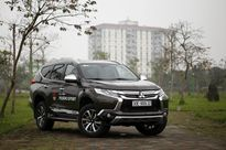 Mitsubishi giảm giá sốc 2 mẫu xe Pajero và Pajero Sport