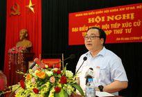 Bí thư Thành ủy Hà Nội: Không để vấn đề môi trường ảnh hưởng đến phát triển bền vững