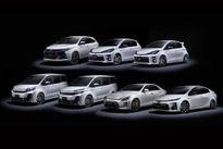 Toyota tiết lộ về dòng xe thể thao mới