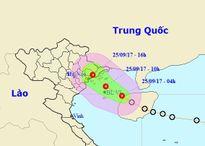 ATNĐ đổ bộ Quảng Ninh-Hải Phòng; cảnh báo mưa lớn, lũ quét, sạt lở đất