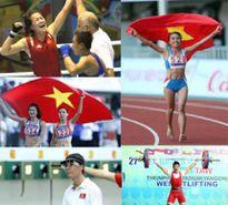 Thể thao Việt Nam nhận nhiều tin vui