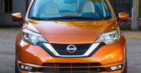 Nissan Sunny hatchback có giá từ 351 triệu đồng