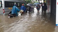 Dự báo thời tiết ngày 26/9: Hà Nội tiếp tục mưa rào, đề phòng ngập úng