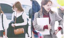Idol Hàn người xuề xòa, kẻ chọn đồ như quý tộc khi ra sân bay