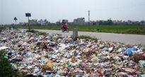 Đường phố thủ đô đang bị đe dọa bởi hàng nghìn tấn rác thải