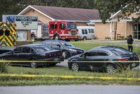 Xả súng tại một nhà thờ ở bang Tennessee (Mỹ), 8 người thương vong