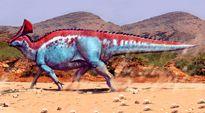 Phát hiện loài khủng long ăn cỏ lại thường xuyên ăn thịt
