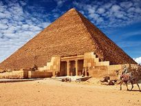 Cách người Ai Cập chuyển 170.000 tấn đá xây Đại kim tự tháp