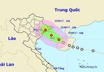 Chiều nay, áp thấp nhiệt đới đổ bộ Quảng Ninh - Hải Phòng, miền Bắc có mưa lớn