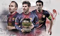 Messi, Lewandowski và 20 học trò xuất sắc của Pep Guardiola