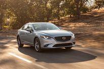 Triệu hồi hơn 60.000 xe Mazda 6 do lỗi trợ lực lái