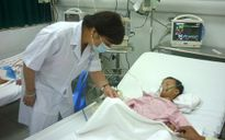 Một bệnh nhi tử vong do viêm não Nhật Bản B