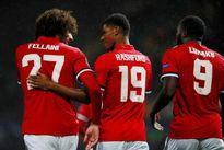 Mourinho lên kế hoạch tưởng thưởng cho Rashford và Fellaini