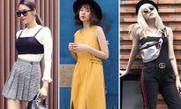 Street style sao Việt tuần qua: Người sexy, kẻ cool ngầu
