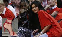 Cách đối phó của Kylie Jenner với hình xăm tên người yêu cũ