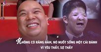 """Thầy Nguyễn Tiến Mạnh: """"Không có răng hàm, Bôm nuốt sống cái bánh vì yêu thầy"""""""