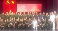 Khai mạc lớp tập huấn nghiệp vụ lịch sử quân sự cho đoàn cán bộ Quân đội Cam-pu-chia