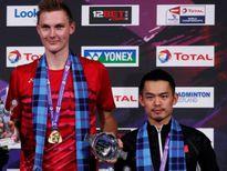 'Siêu nhân' cầu lông mới 1m94: Lin Dan khiếp vía, cả châu Á run rẩy