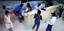 Hai thanh niên 'đại náo' bệnh viện, truy sát bác sĩ, đánh gục bảo vệ