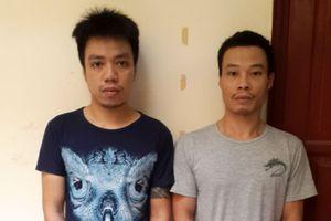 Hà Nội: 2 người đàn ông vướng lao lý vì bị bạn chơi game 'cài bẫy'