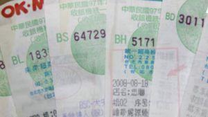 Trúng xổ số nhờ giữ hóa đơn siêu thị