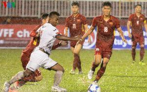Cận cảnh pha bóng 'trời thương' của U23 Việt Nam trước U23 Timor Leste