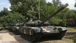 Chiến sự Ukraine: 9 binh sĩ Kiev thiệt mạng tại Donbass