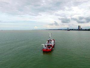 Thợ lặn ngừng tìm kiếm thuyền viên tàu VTB 26 mất tích