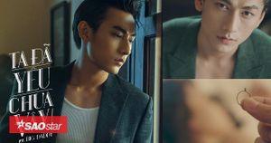 'Nam thần' Isaac bất ngờ tung teaser MV nhá hàng màn cầu hôn 'bạn gái cũ'