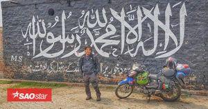 Anh chàng 'Đi khắp thế gian' bằng chiếc xe máy trong 600 ngày: Chuyện lạ có thật!