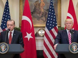 Quan hệ Mỹ-Thổ lại thêm sóng gió khi bí mật quân sự bị lộ ra