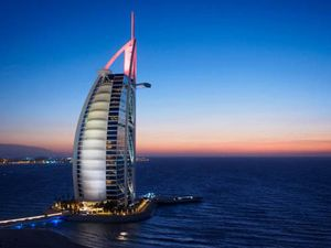 Mặt tối của Dubai