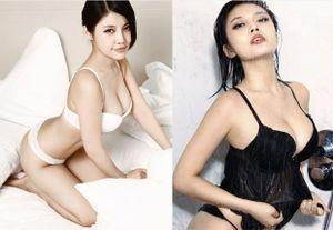 Vòng 1 gây mê mẩn của mỹ nữ châu Á