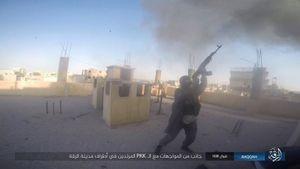 Chiến sự Syria: Người Kurd chiếm đến 40% Raqqa, IS vẫn điên cuồng chống cự