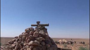 Quân đội Syria phục hận, diệt hàng loạt tay súng IS phía đông Homs (video)