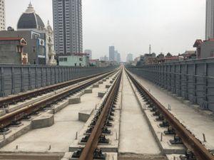 Thiếu vốn nghiêm trọng, đường sắt Cát Linh - Hà Đông lại 'giật lùi' tiến độ