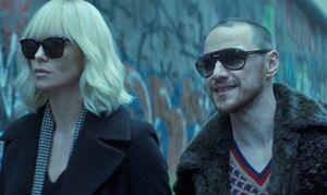 Hai nhân vật đồng hành cùng Charlize Theron trong 'Điệp Viên Báo Thù'